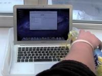 Заливаем MacBook Air A1237