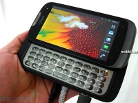 Huawei Ascend G312 – Android-смартфон с QWERTY-клавиатурой