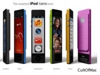 Концепт iPod Nano