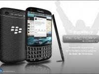 Концепт: Смартфон BlackBerry TK Victory