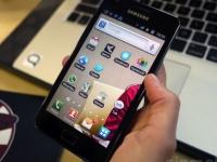 Новые фото Samsung Galaxy S III