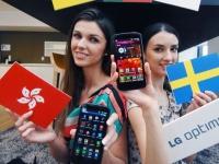 LGрасширяет свою линейку LTE-смартфонов, выпуская на международный рынок смартфон OptimusTrue HDLTE