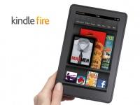 Amazon Kindle Fire первый в сегменте Android-планшетов