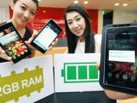 LG анонсировала смартфон Optimus LTE 2 с 2 Гб RAM