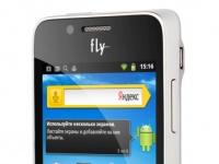Для России представлен смартфон Fly Whizz