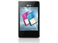 Компания LG представила новый dual-SIM тачфон LG T370