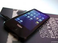 Первый смартфон под ОС Tizen получит Super AMOLED HD Plus экран