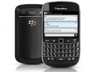 В РФ начались продажи сматфона  BlackBerry Bold 9900