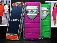 Constellation Candy: новые люксовые телефоны от Vertu