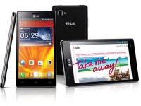 Первый четырехъядерный смартфон LG Optimus 4X HD скоро в Европе