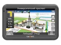 «Электронные системы «Алкотел» представляет базовую модель GPS-навигатора – teXet TN-733
