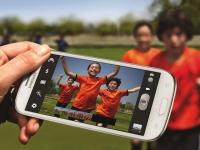 Samsung Galaxy S III получил камеру, используемую в iPhone 4S