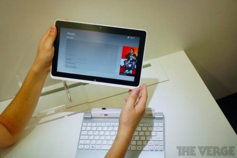На начавшейся в Тайбэе выставке Computex 2012 был анонсирован новый планшет Acer.