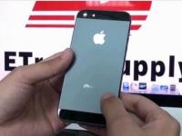 iPhone 5 «засветил» тыльную панель на видео