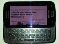 Первые данные о QWERTY-слайдере Samsung SGH-T699
