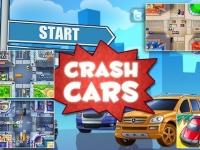 Играем на iPad: Crash Cars HD