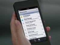 Роадмап RIM на следующий год: названия первых смартфонов под BlackBerry 10