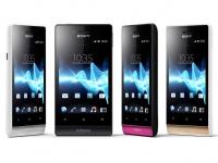 Стоимость смартфона Sony Xperia Miro будет ниже $200