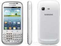 Samsung Galaxy Chat: QWERTY-моноблок для любителей писать