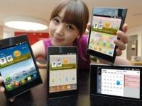 LG Optimus Vu 2 выйдет через пару месяцев