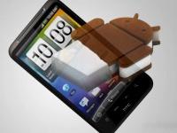 Релиз Android 4.0 для смартфона HTC Desire HD будет
