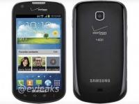 Первые данные смартфона Samsung Jasper SCH-i200