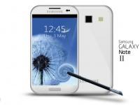 Samsung Galaxy Note II покажут на IFA 2012: знакомимся с функциональностью