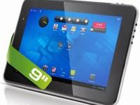 Bliss Pad R9011: добротный планшет с 9-дюймовым дисплеем и Android 4.0
