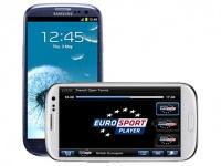 Владельцам смартфонов Galaxy SIII предоставлен бесплатный доступ к каналам Eurosport и Eurosport 2