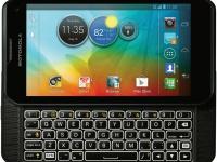 Sprint представил смартфон Motorola PHOTON Q 4G LTE