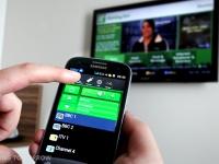 Эксперимент с Samsung Galaxy S III в отеле Holiday Inn London Stratford City в Лондоне. В Украине такого не скоро увидим...