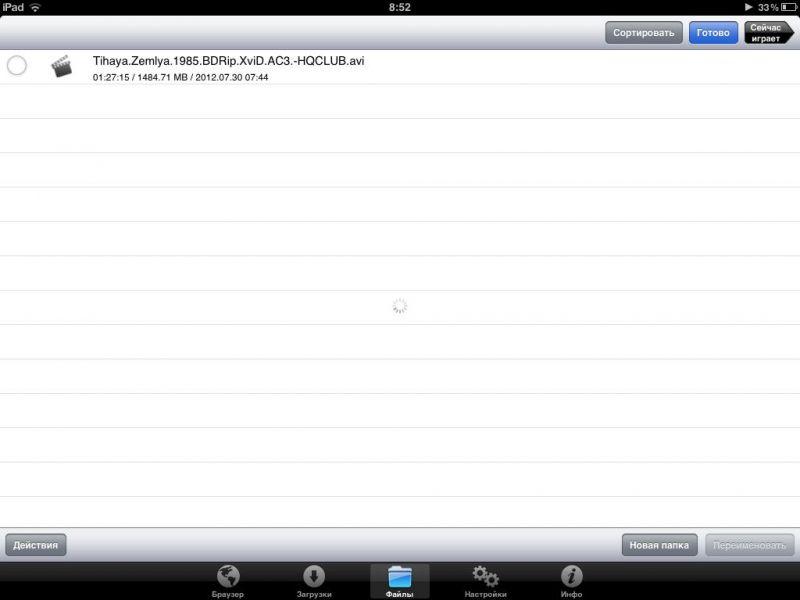 Обзор программ для ipad
