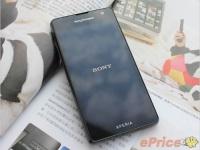 Первые фото смартфона Sony LT29i Hayabusa