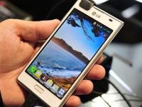 LG готовится анонсировать смартфон L7 в розовом цвете корпуса