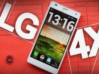 «Фокстрот» предлагает протестировать смартфон LG Optimus 4X HD P880 всем желающим
