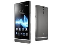 Смартфон Sony Xperia S будет представлен и в серебристо-темном оттенке корпуса