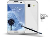 Получили подтверждение некоторое характеристики Samsung Galaxy Note II