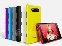 Какими будут первые WP8-смартфоны Nokia Lumia 920 PureView и Lumia 820 – фото