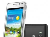 Android-смартфон Huawei Ascend G600 анонсирован официально