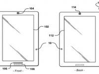 Amazon объявила о патенте планшета с e-ink и LCD экранами
