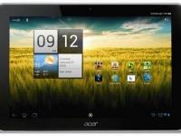 Состоялся анонс 4-ядерного планшета Acer Iconia Tab A210