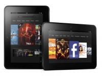 Компания Amazon анонсировала планшеты Kindle Fire HD