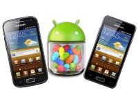 Samsung Galaxy Ace 2 и Galaxy S Advance получат релиз Android 4.1, а не 4.0