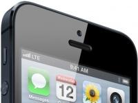 Во время работы с CDMA-сетях iPhone 5 будет ограничен в функциональности