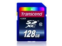 Transcend выпускает карту памяти SDXC Class 10 объёмом 128 ГБ