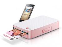 LG Pocket Photo: мини-принтер для Android-смартфонов и планшетов