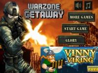 Играем на iPad: 1 st Warzone Getaway