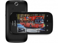 Explay Star: доступный тачфон с поддержкой dual-SIM