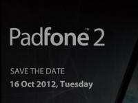 16 октября будет представлен ASUS Padfon 2