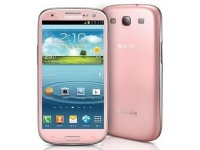 Состоялся анонс смартфона Galaxy SIII в розовом цвете корпуса